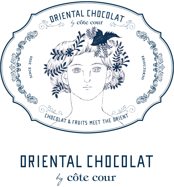 ORIENTAL CHOCOLAT by cote cour